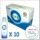 휴대용 산소공급기 산소원 리필캔 10개/리필 산소캔
