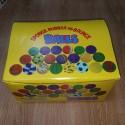 마사지볼/SPONGE RUBBER HI-BOUNCE BALLS/소프트볼(디자인 랜덤발송)
