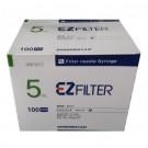 동화c&m)EZ 필터주사기(Disposable Filter Syringe) 5ml*18G