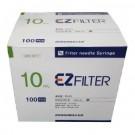 동화c&m)EZ 필터주사기(Disposable Filter Syringe) 10ml*18G