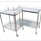 2단 드레싱카 (Dressing Cart) IC-502